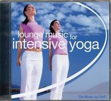 CD Yoga 'Lounge Music for Intensive Yoga' NEUF/NEW/NEUF dans sa boîte