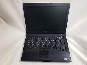 """No Video? Dell Latitude E6400 14"""" Intel Centrino Laptop Grade B For Parts Non Fu"""
