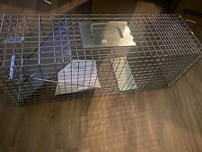 Zeny 32 inch Humane Live Animal Trap Cage