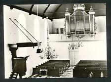 Noordeloos  Interieur kerk