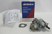 New AC Mechanical Lift Fuel Pump #548 GM Industrial Tractor Ford Case Farm