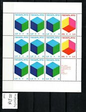 Netherlands 1970 Child Welfare mini sheet Sgms1124 Mnh Sg cv £18