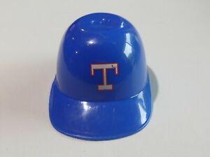 Vintage Laich Mini MLB Baseball Helmet Ice Cream Bowl Texas Rangers 1970's