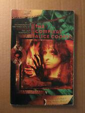 The Compleat ALICE COOPER MARVEL Neil Gaiman 1995