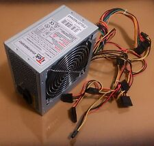 iTek ATX+P4 POWER SUPPLY 500W PSU07400445 ALIMENTATORE ATX SILENT GREY FAN 12CM