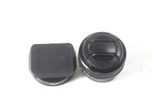 #9 FUJIFILM  Fujinon XF 18mm F 2 Lens for Fuji X-Mount, X-Pro, still Clean!
