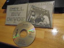 RARE PROMO Bell Biv DeVoe CD single Above the Rim NEW EDITION hip hop 1993 rap