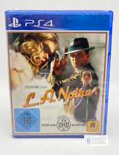 L.A. noire * Sony PlayStation 4 * ps4 * nuevo * New * Artículo nuevo