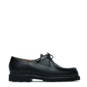 Paraboot Michael Shoe Smooth Leather Black