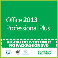 Office 2013 Professional Plus Product Key 🔐 Activation License ⭐