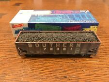 Roundhouse Products ~ HO Scale ~ Side Hopper ~ Southern #72381 ~ Assembled