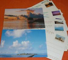 Volksrepublik VR China Sammlung 31 Ganzsachen Bildpostkarten Konvolut Lot