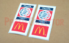 F.A. charity shiled mcdonald's soccer patch/badge 2002-2004