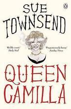 Queen Camilla, Sue Townsend, Very Good condition, Book