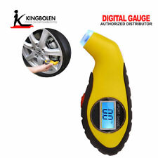 Digital Bike Motorcycle Car Tire Air Pressure Gauge Meter Manometer Tester Tool