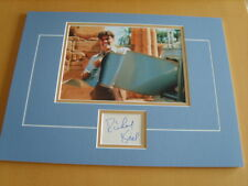 Richard Kiel James Bond Genuine signed authentic autograph - UACC / AFTAL.
