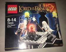 LEGO 79005 Lord of the Rings The Wizard Battle BRAND NEW AND RETIRED!