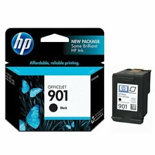 HP Office Jet 901 Black Ink Cartridge (Expiration Dates from 2012- 2016) (IL/...