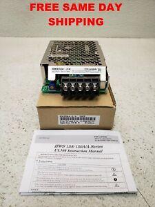 TDK-LAMBDA POWER SUPPLY HWS50A-5/A ITEM 748828-A3
