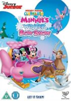 NEW Mickey Mouse Clubhose - Minnies Winter Bow Show DVD