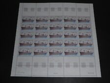 25 TIMBRES TAAF FEULLE COMPLETE ITALO MARSANO 1993 FACIALE 14,10 €