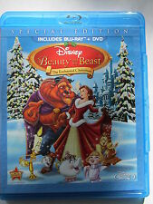 BEAUTY AND THE BEAST(SPECIAL EDITION) BLU-RAY+DVD(WALT DISNEY RELEASE)