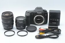 Canon EOS 60D + 2 AF LENS set Very Good Condition #100513