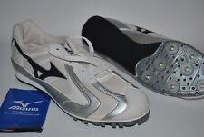 Mizuno spikes running shoes Track & Field UK8.5 US9.5 EUR42.5 8KM-16414 KOREA