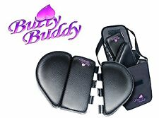 The Original ButtyBuddy Seat Detachable Wide Passenger Harley Davidson MOTO5