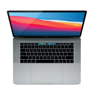 "Apple MacBook Pro 2017 15"" Touch Bar Quad Core i7 16GB Ram 1TB SSD + Warranty"