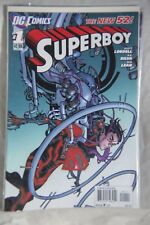 DC Comic Superboy (The New 52) Issue #1