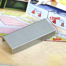 Staples for Stapler Stitching Needle 24/6 Box 1000 PCS Lot W1E