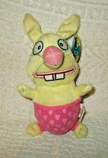 Almost Naked Animals Banana Cabana Cartoon Network Stuffed Plush Girl Bunny NWT