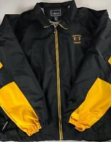 Central Tigers Jacket Football Mens 3XL Lined Windbreaker High School Zip Pocket