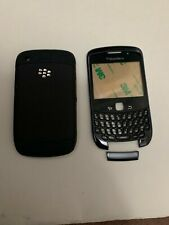 BLACK HOUSING FASCIA CASE COVER BLACKBERRY 9300 , BRAND NEW.