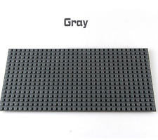 16 x 32 Studs Size Base Plate For Lego, Brand New Sealed   21 Colours!