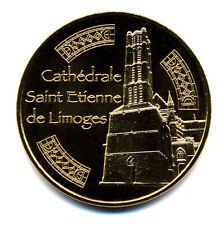 87 LIMOGES Cathédrale Saint-Etienne, 2018, Monnaie de Paris