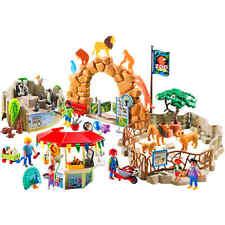 Playmobil Large City Zoo Building Set New Kids Toy Box Brand NISB ORIGINAL Kit