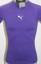 Functional Shirt Sports Shirt Puma Bodywear Shirt, Men's, Compression, Purple