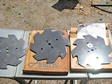 Ariens Tiller 2 hp Edger Blade LOT (3) for Mod 902803 Part 702802 - NOS