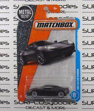 MATCHBOX 1:64 Scale 2017 Release Black 2008 '08 LOTUS EVORA Luxury Super Coupe