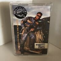 Reality Cassette Tape Ya Need 2 Face Reality Homicide Genocide Maxi Single