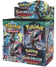 POKEMON SUN AND MOON GUARDIANS RISING BOOSTER 1/6 BOX 6 PACK LOT FREE SHIP