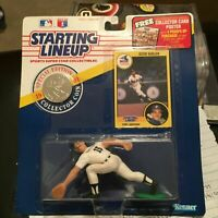 F50 1991 OZZIE GUILLEN INDIANS Starting Line Up NIB FREE SHIPPING