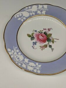 Romantic Maritime Rose Copeland Spode Bread and Butter Plate