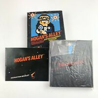 Hogan's Alley NES Nintendo, Complete CIB Tested Fast Free Ship VTG Rare in Box