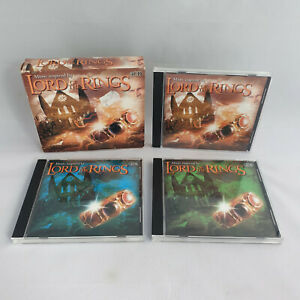 CD Music Inspired By Lord of the Rings Box Set 3 Discs 2003