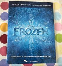 Frozen (DISNEY) - Soundtrack - UKULELE Songbook - BRAND NEW