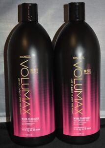 Naturelle Volumax Volumizing Styling Gel -Alcohol FREE-Color Safe 33.8oz (2 Pk)
