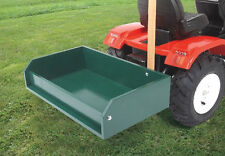 Little Farmer Heckschaufel Kippmulde aus Holz für Rolly Toys Traktor 226227 NEU